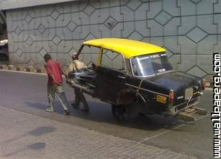 Indian taxi funny ,wide,wallpapers,images,pictute,photos