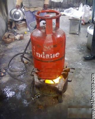 Lpg gas saving jugaad
