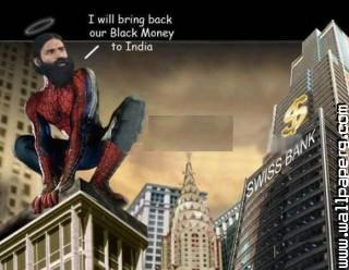 Ramdev baba indian spiderman ,wide,wallpapers,images,pictute,photos