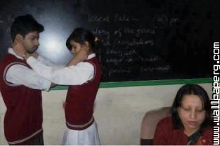 School punishment funny photo