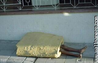 Sleep like a boss indian style