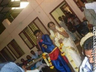 Wedding pictures of indian superman
