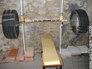 Weight lifting funny gym india
