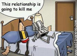 Funny relationship joke