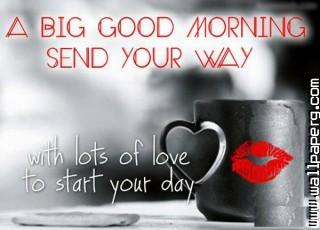 Lots of love good morning love quotes ,wide,wallpapers,images,pictute,photos