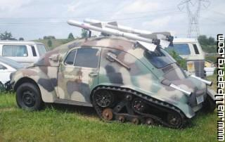 Das auto beatle car modification
