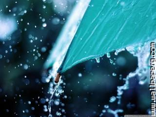 Rain drops over umbrella wallpaper ,wide,wallpapers,images,pictute,photos