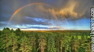 Fabulous rainbow ,wide,wallpapers,images,pictute,photos