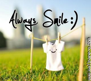 Always smile ,wide,wallpapers,images,pictute,photos