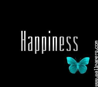 Happiness(1)