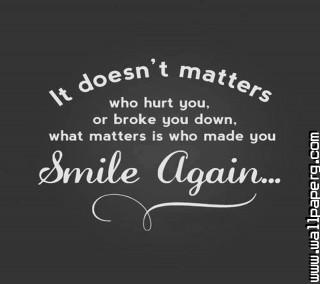 Smile again ,wide,wallpapers,images,pictute,photos