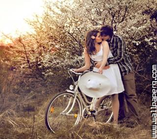 First love kiss ,wide,wallpapers,images,pictute,photos