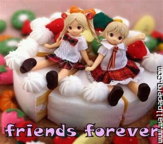 Friends forever(1)