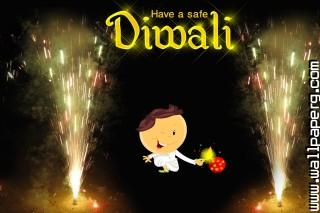 Have a safe diwali wallpapers