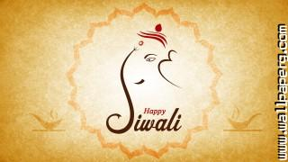 Happy diwali ganesh ji hd wallpapers