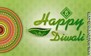 Original photo of happy diwali