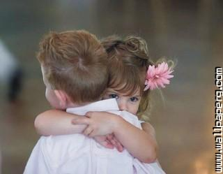 Children couple 1 ,wide,wallpapers,images,pictute,photos