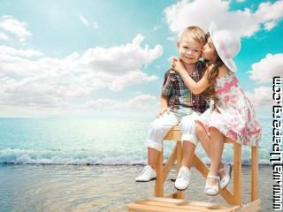 Cute baby couple ,wide,wallpapers,images,pictute,photos
