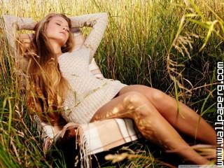 Girl relaxing wallpaper ,wide,wallpapers,images,pictute,photos