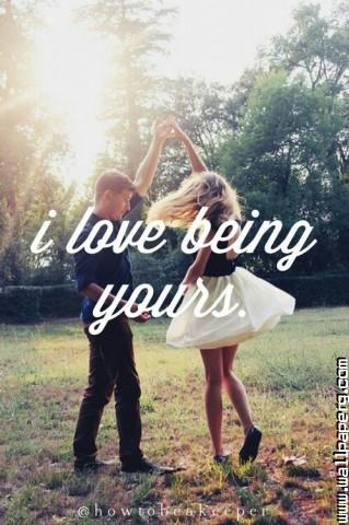Couple cute love quote