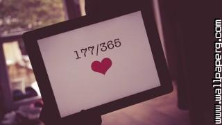 Love 177 days ,wide,wallpapers,images,pictute,photos
