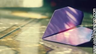 Origami heart ,wide,wallpapers,images,pictute,photos