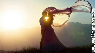 Wedding on mountain top ,wide,wallpapers,images,pictute,photos