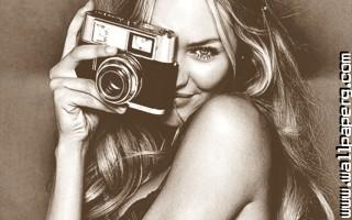 Camera girl ,wide,wallpapers,images,pictute,photos