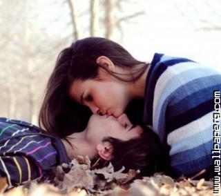 A lover kissing ,wide,wallpapers,images,pictute,photos