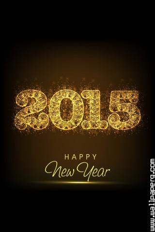 Happy new year 2015 to all