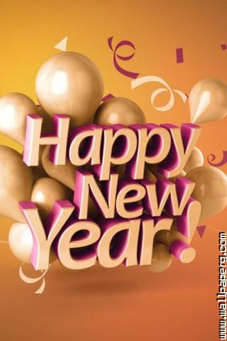 Happy new year 4