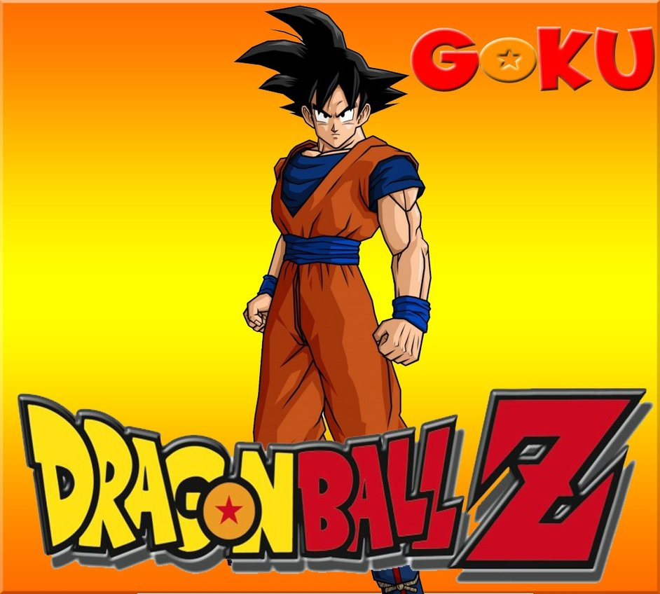 Dragon ball z mighty goku