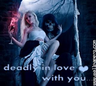 Deadly in love