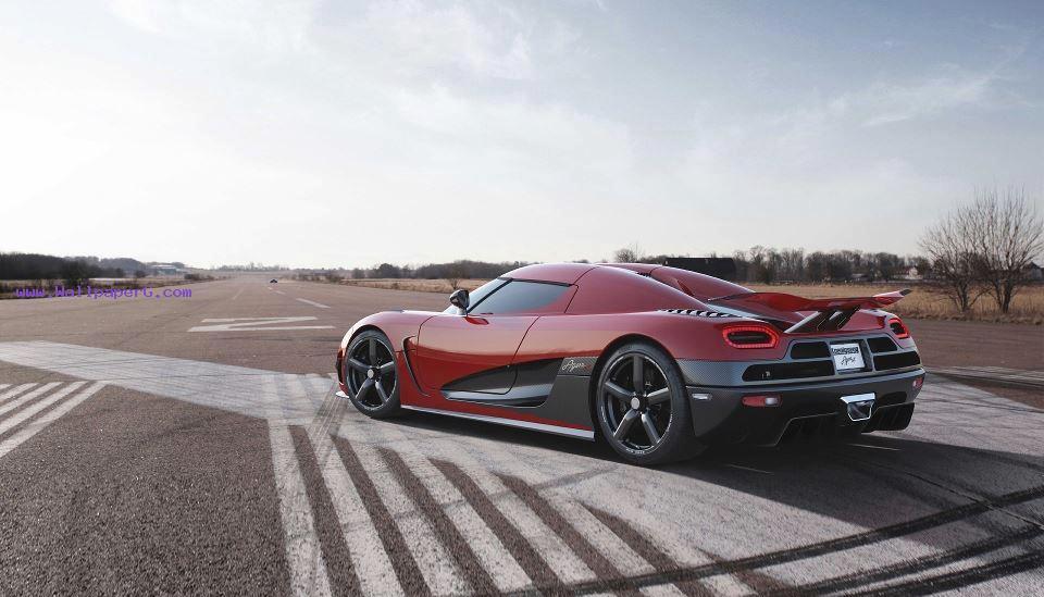 Koenigsegg agera r, 2011