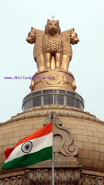 India republic day flag