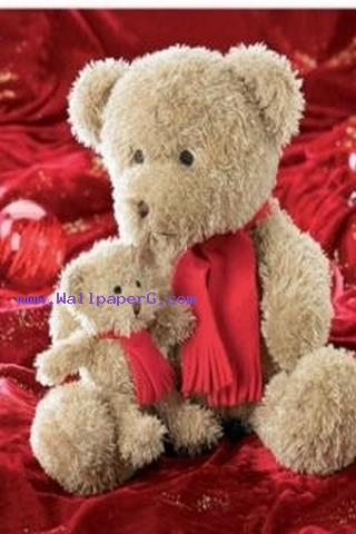Teddy bear part of love