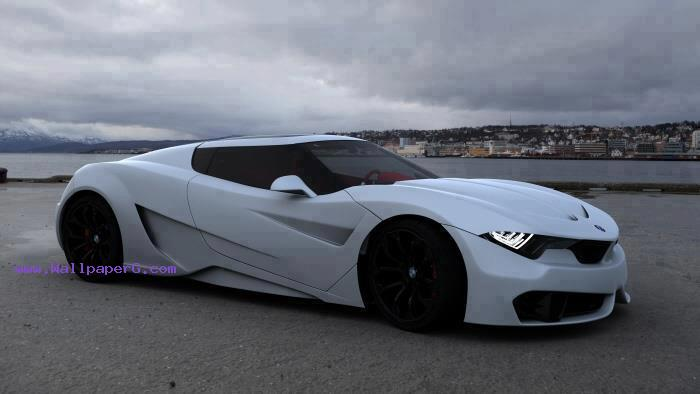 Bmw concept car ,wide,wallpapers,images,pictute,photos