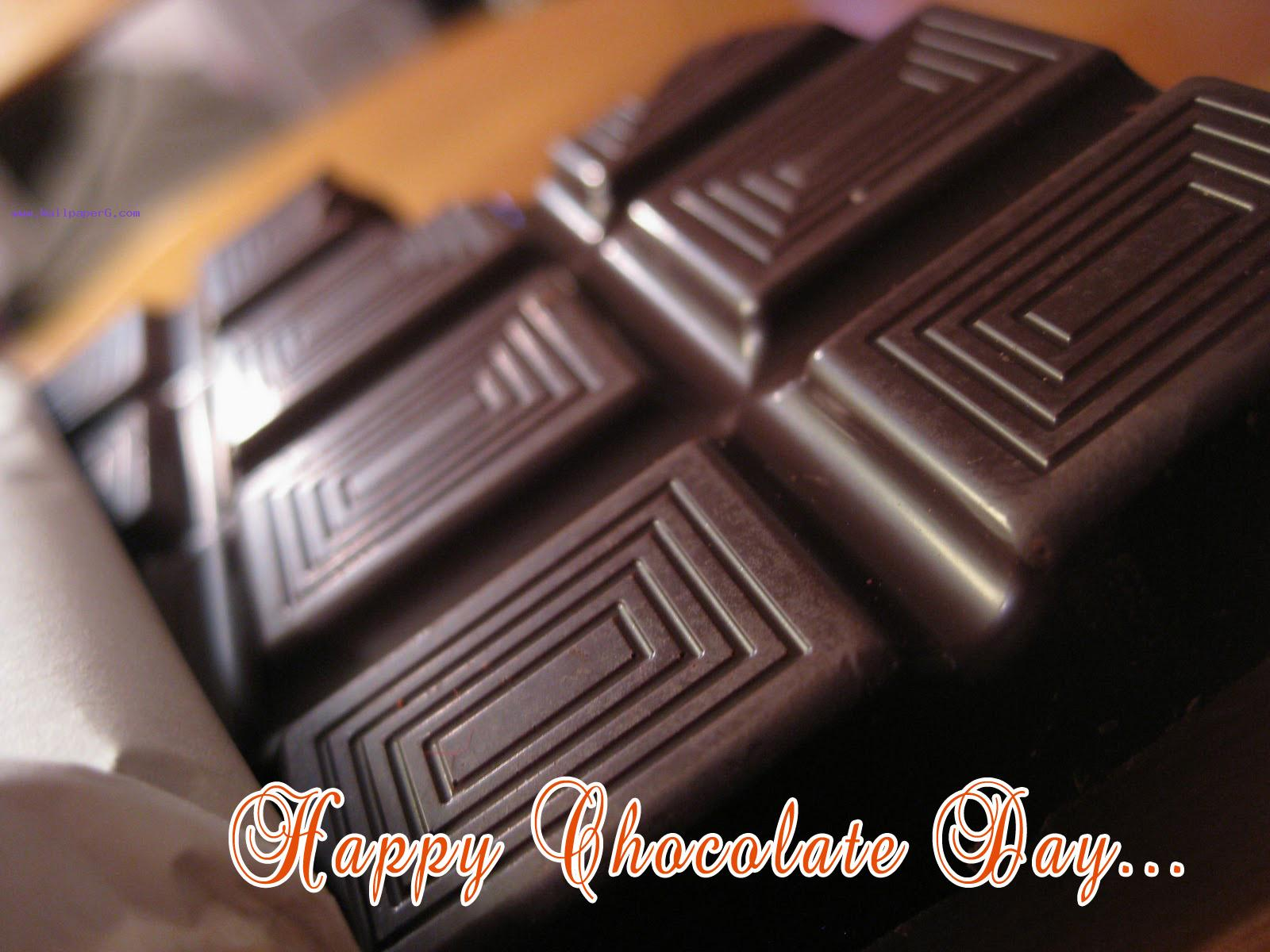 Happy chocolate day 01