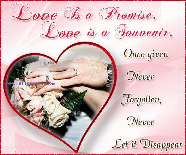 True promises