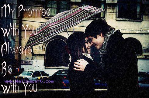 I promise u