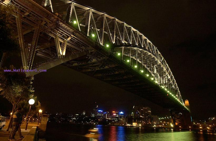 Harbour bridge ,wide,wallpapers,images,pictute,photos