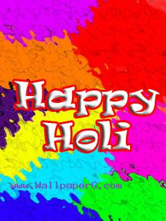 Holi bond of friendship