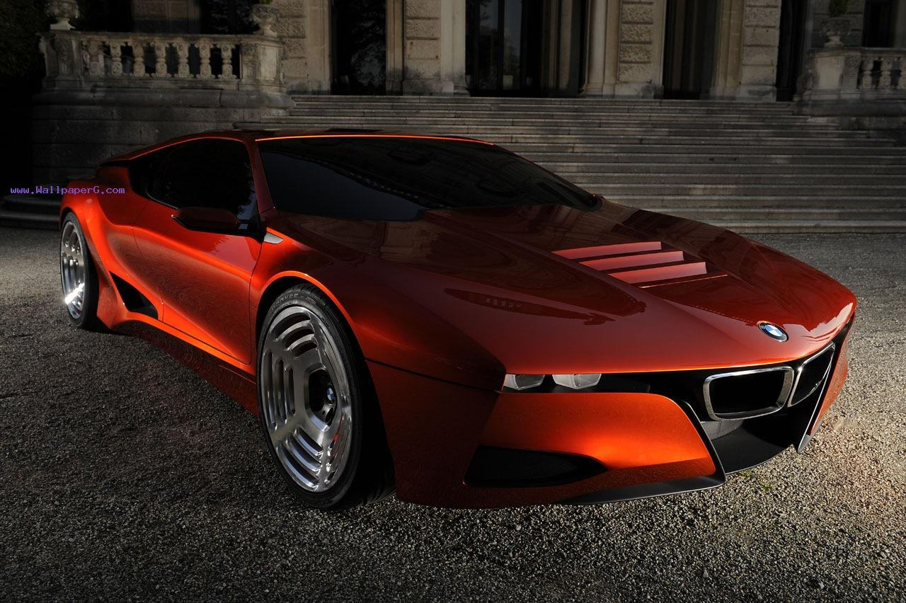 Bmw m1 homage