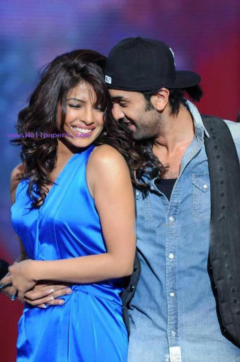 Ranbir and priyanka