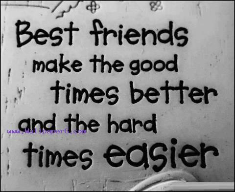 Best friends better