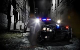Dodge charger pursuit 2011
