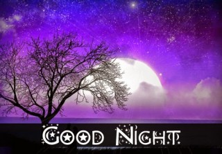 Good night background wallpaper