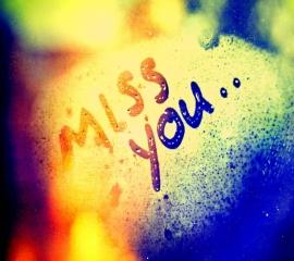Miss you on mist