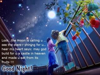 Girlfriend boyfriend sweet night dream wallpapaers hdwallpap