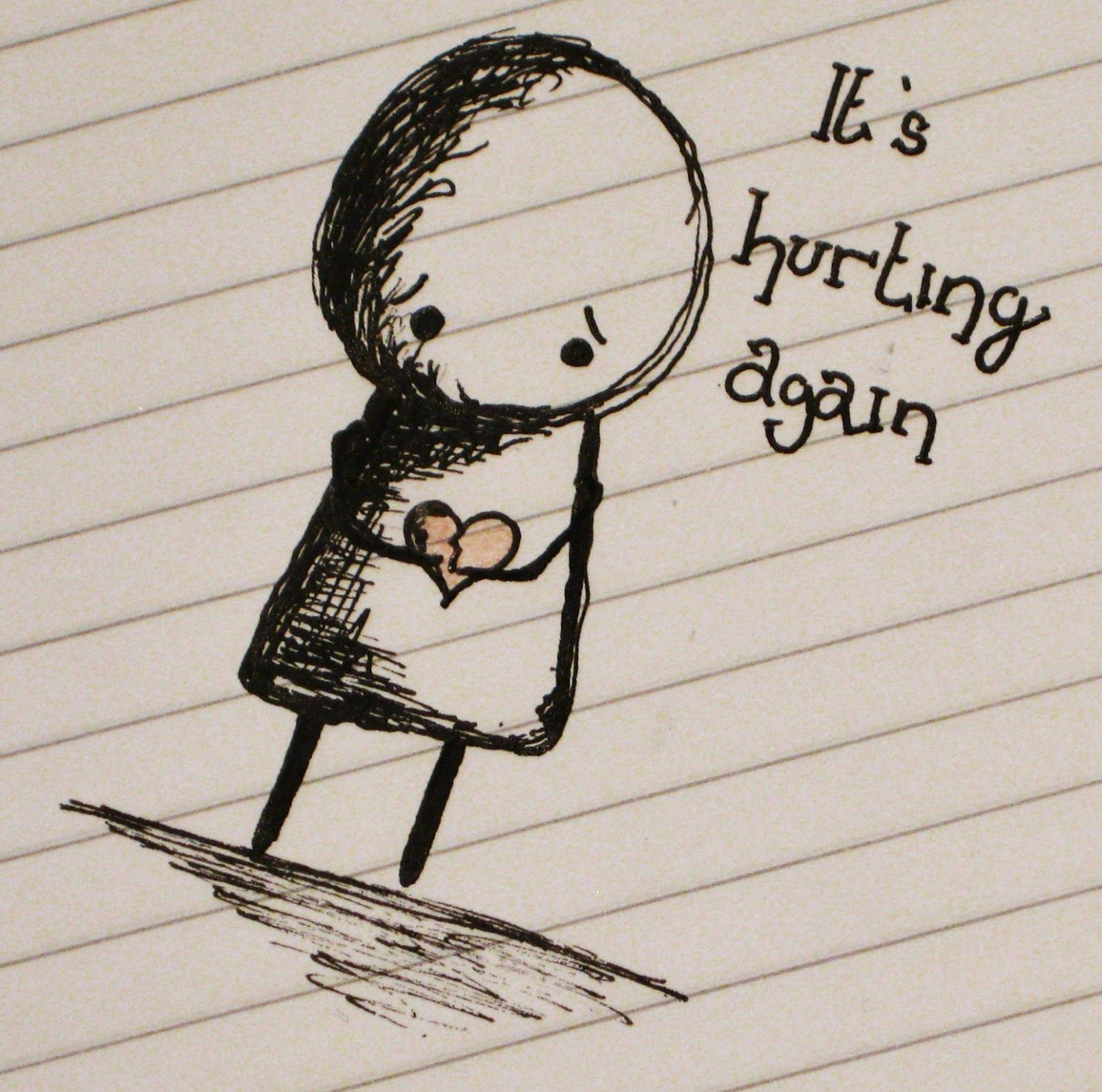 Love hurt wallpaper